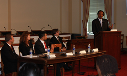 Futures' Work to Engage Men Highlighted During Capitol Hill Briefing