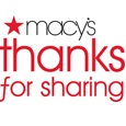 Thank You Macy's!