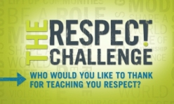 Enter the 2013 RESPECT! Challenge