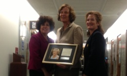 Futures Receives Sheila Wellstone Advocacy Award