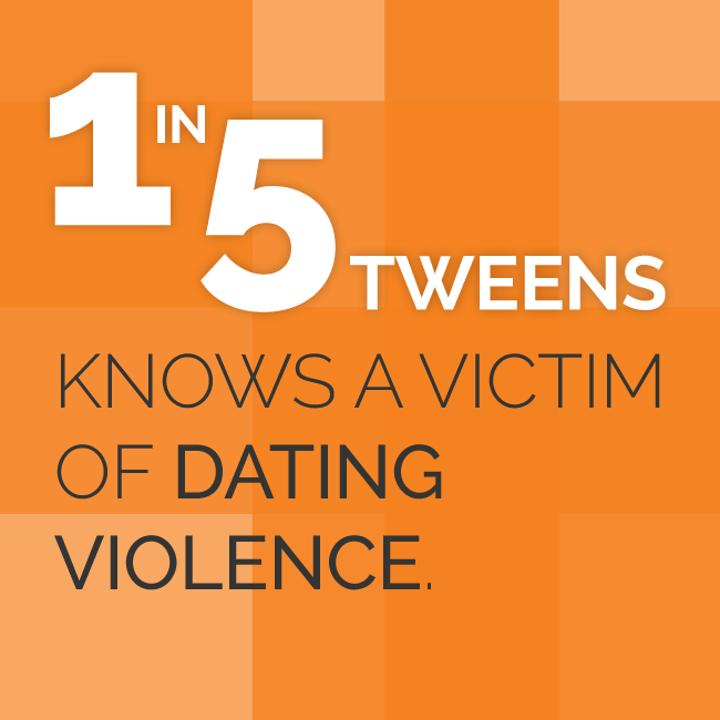 Normalization of violence online dating