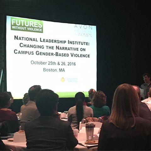National Leadership Institute in Boston
