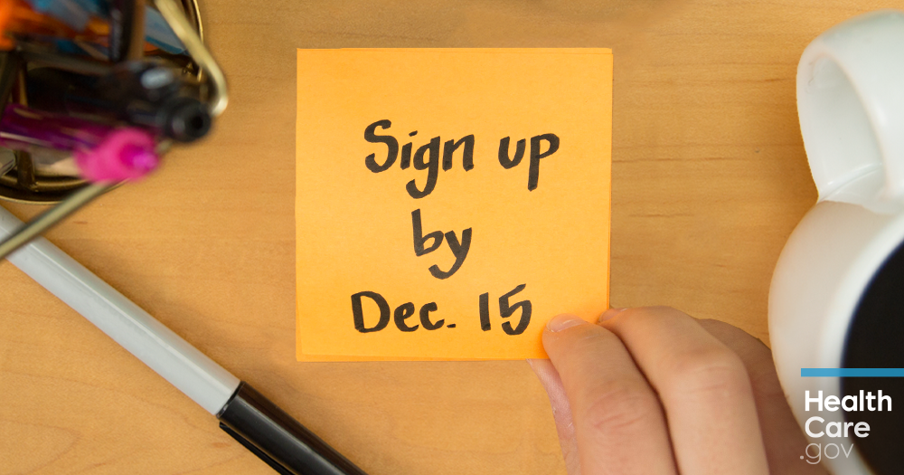 open enrollment survivor health care dec. 15 deadline to enroll