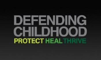 Defending Childhood Logo