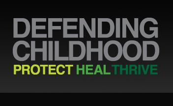 Defending Childhood logo