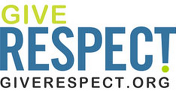 Give Respect logo