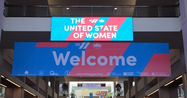 United State of Women Welcome