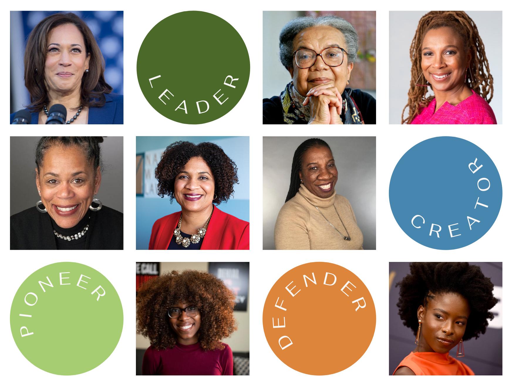 black leaders and pioneers