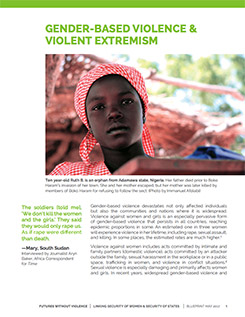 Gender-Based Violence and Violent Extremism