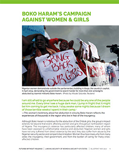 Boko Haram's Campaign Against Women & Girls
