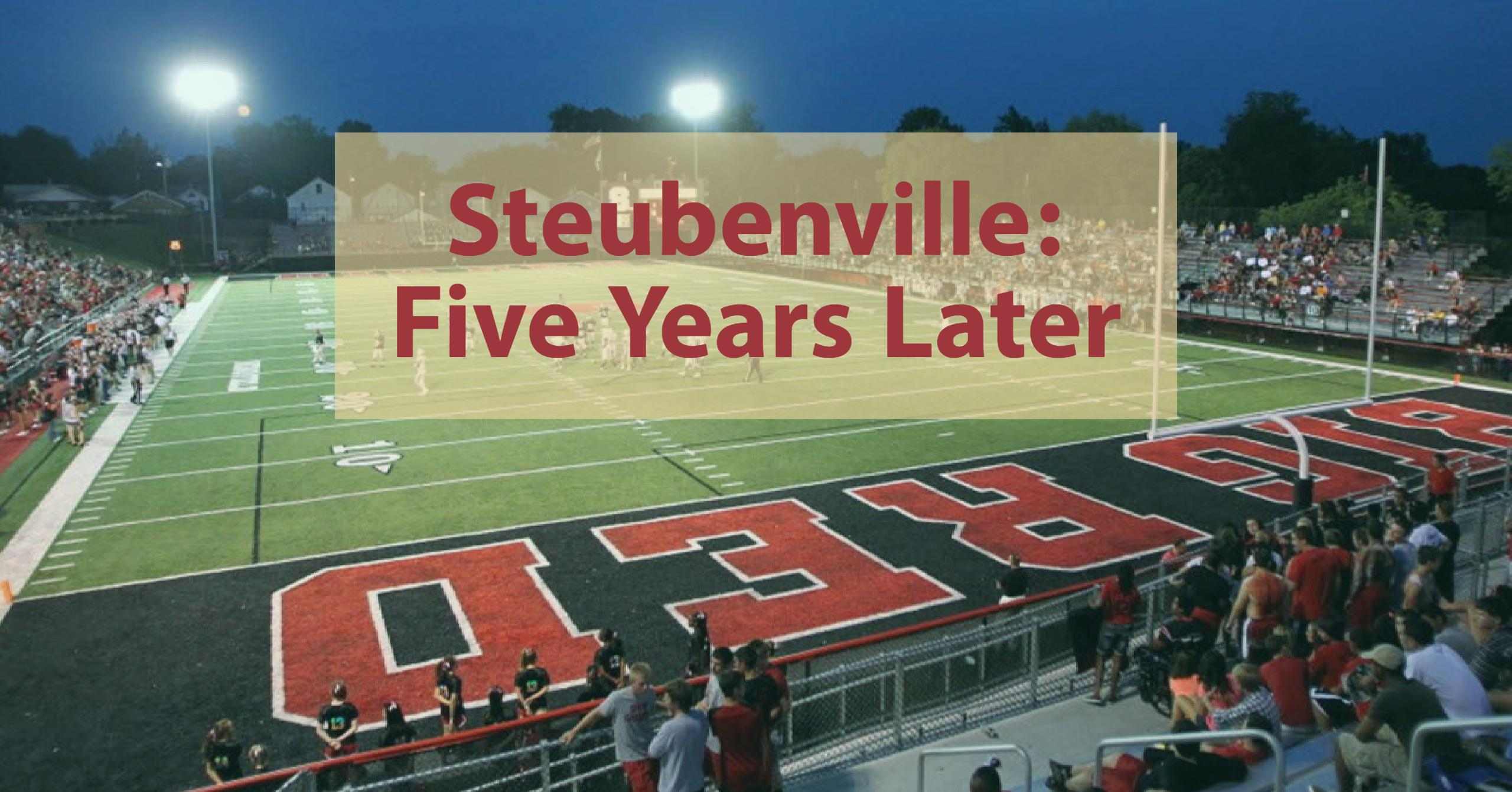 steubenville sexual assault five years